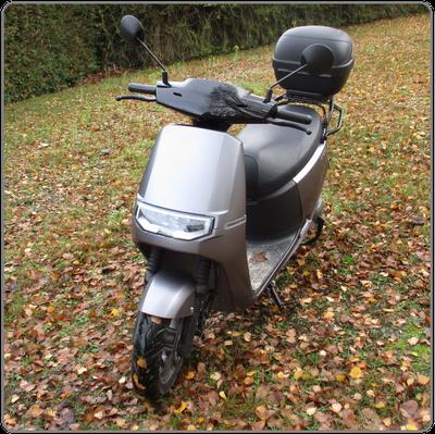 Scooter électrique 125 - Retour d'expérience