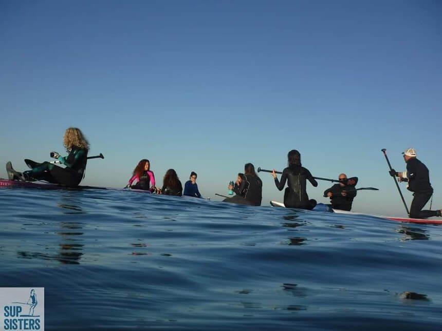רוית רדיאן, בין ים ושמיים, אימון לשינוי, התמודדות עם שינויים, סאפ