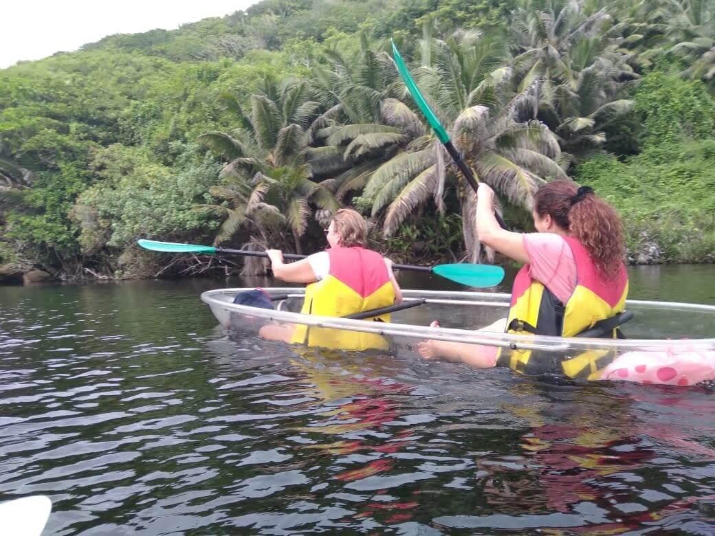 חוויות מטיול בסיישל, רוית רדיאן מאמנת בתהליכי שינוי, טיול קייאקים