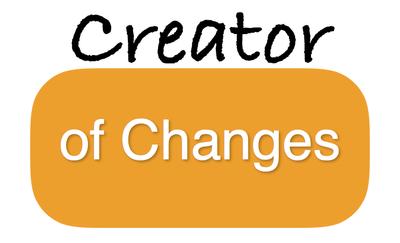 Creatorofchanges