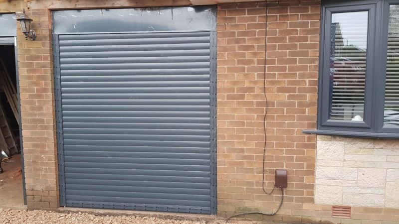 Roller Garage Doors Blackburn