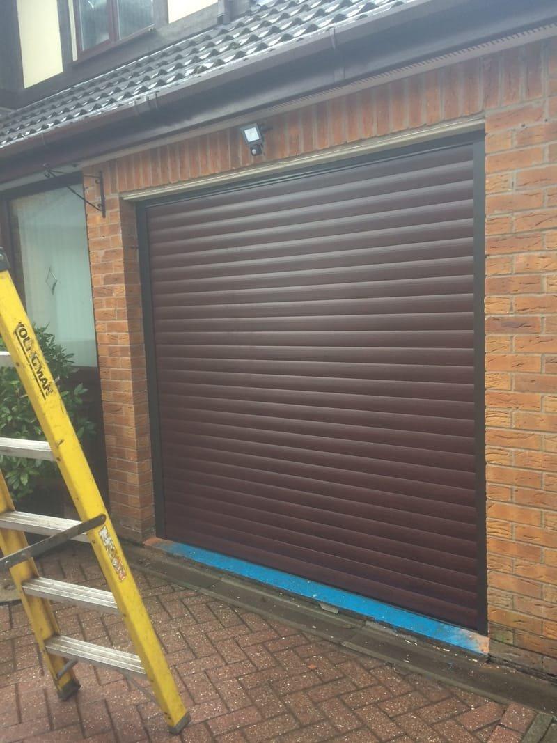 Roller Garage Doors Burnley