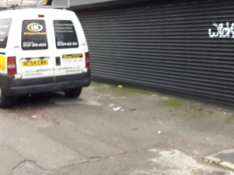 Roller Shutter Repairs Tyldesley