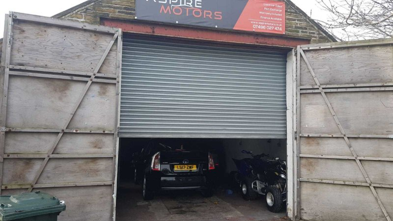 Emergency Roller Shutter Repairs Preston