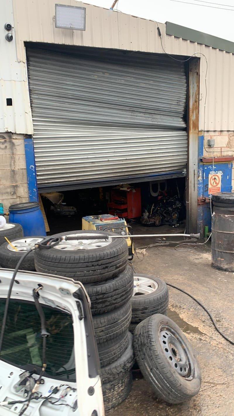 Emergency Roller Shutter Repairs Rochdale