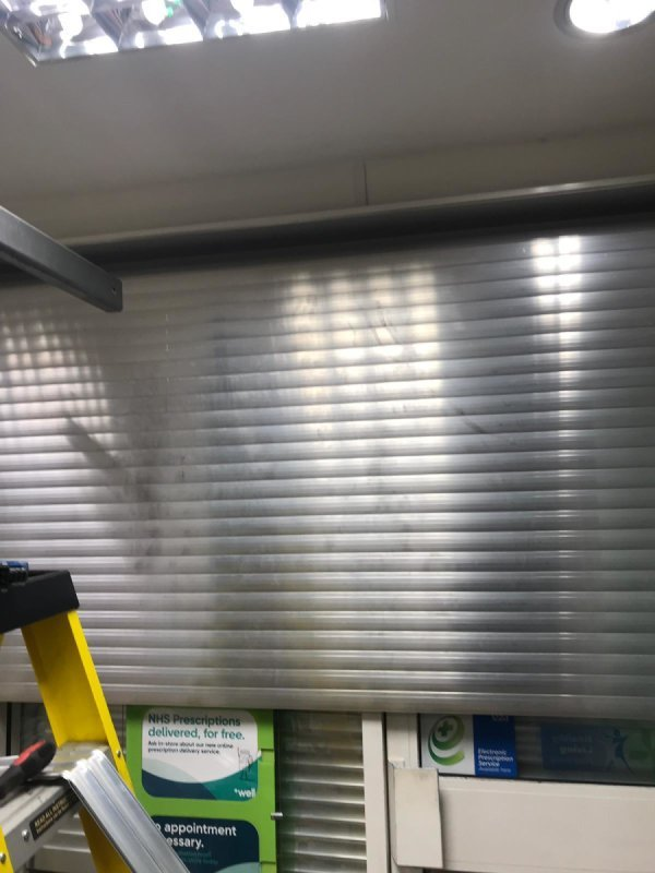 Emergency Roller Shutter Repairs Fylde Coast