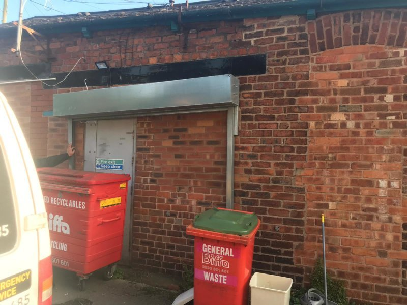Emergency Roller Shutter Repairs North West