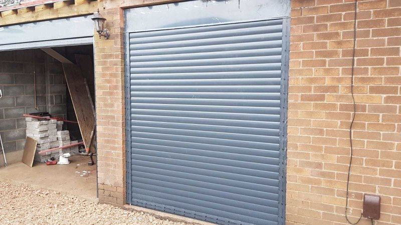 Garage Roller Shutter Repairs Wigan