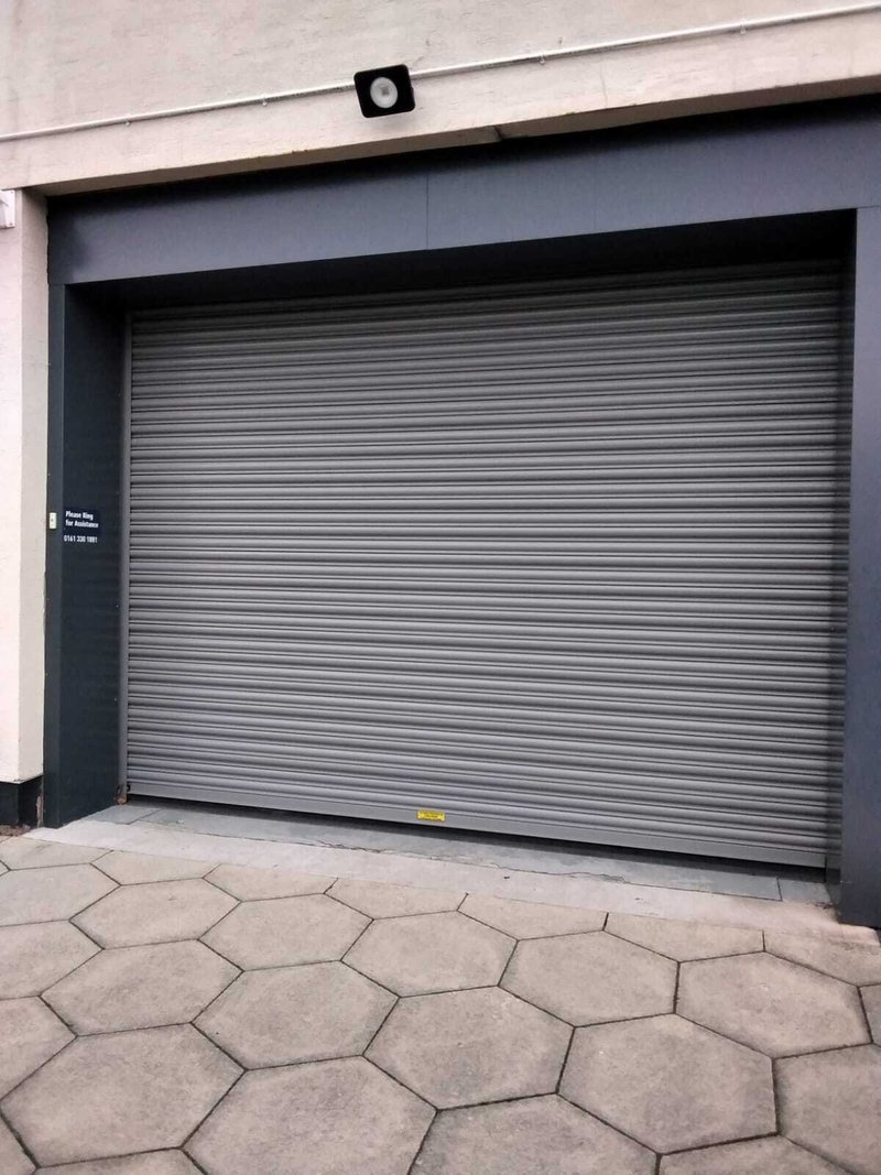 Roller Shutters Oldham