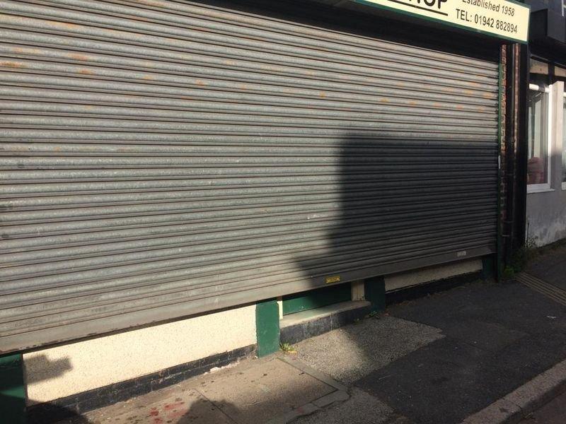 Roller Shutters Warrington