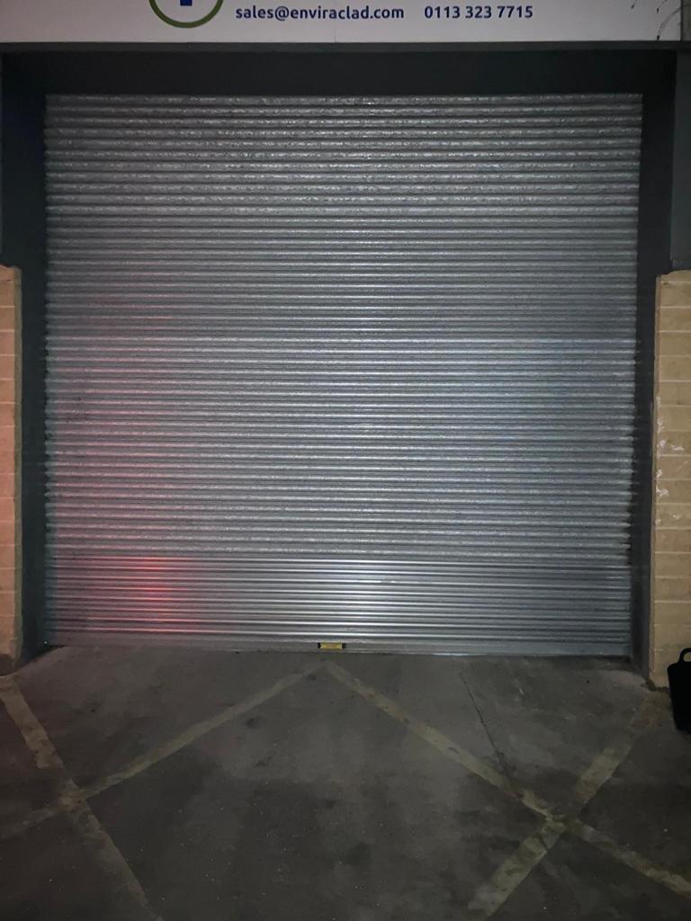 Roller Shutters Burnley