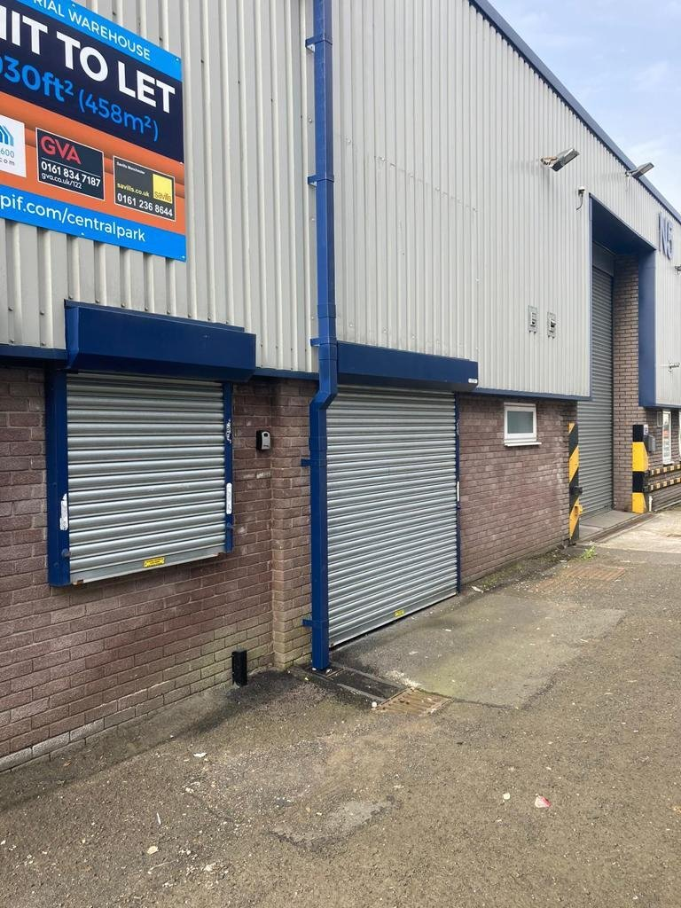 Roller Shutters Lytham St Annes