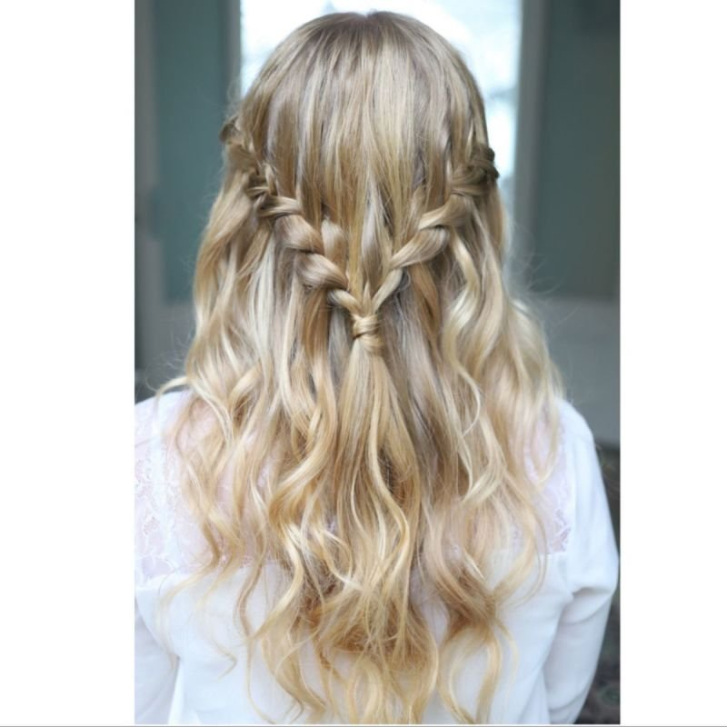 Prom Hair Styling