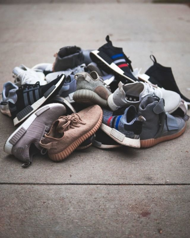 Collection of Sneakers