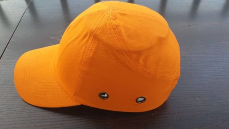 Orange Safety Bumper Cap Standard.