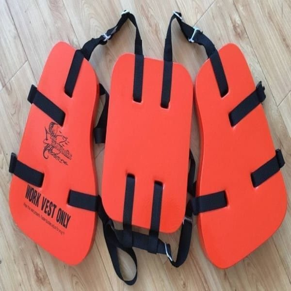 Red Life Jacket Standard with Reflector