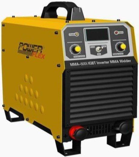 PowerFlex (MMA-500i) 500 Amps IGPT Inverter Welding Machine