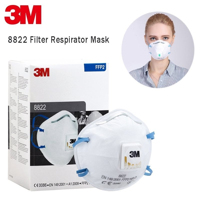 3M 8822 N95 Particulate Respirator Nose Mask (SOLD OUT)