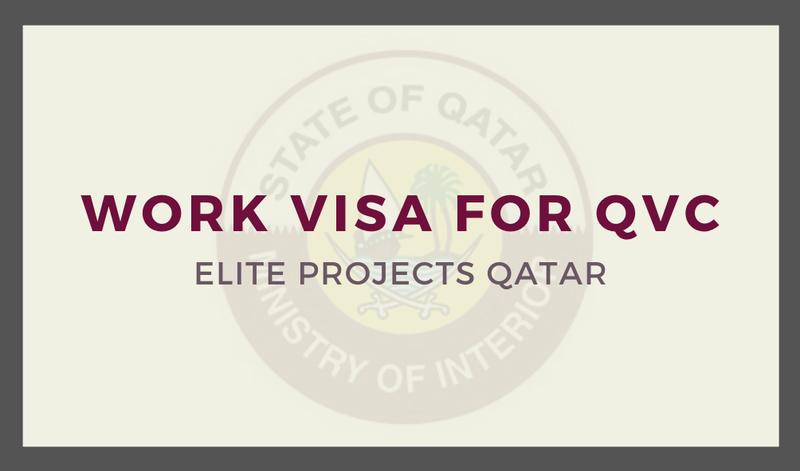 Work Visa for QVC