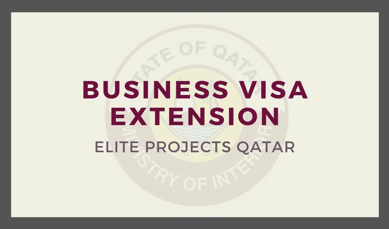 Business Visa Extension