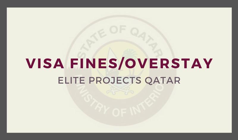 Visa Fines/Overstay
