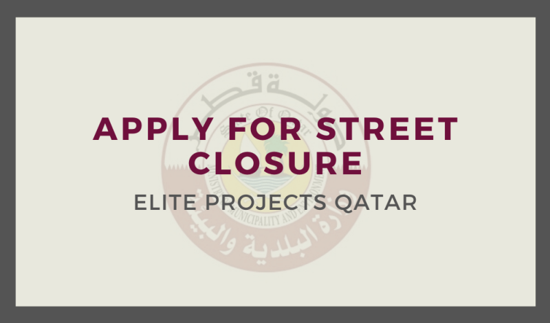 Apply for Street Closure