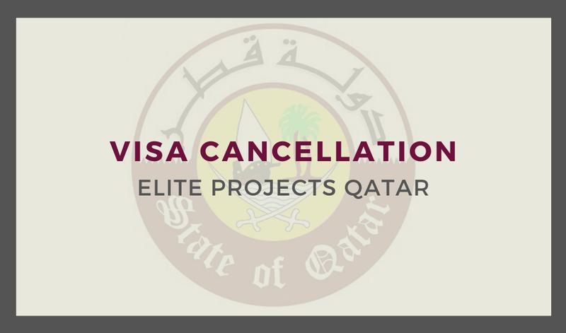 Visa Cancellation
