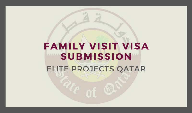 Family Visit Visa Submission