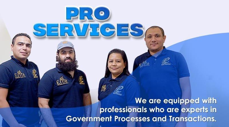 P.R.O. Services