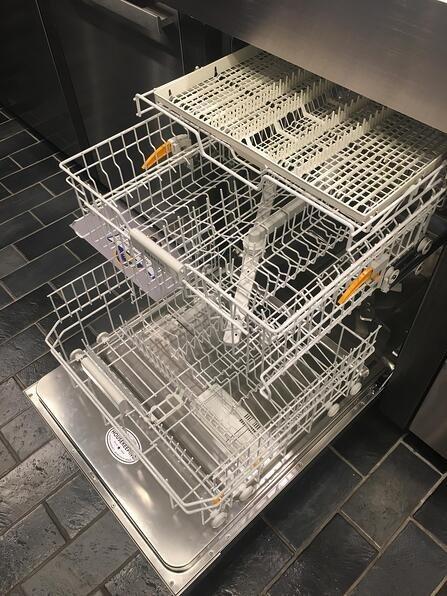 Miele Dishwasher Repair