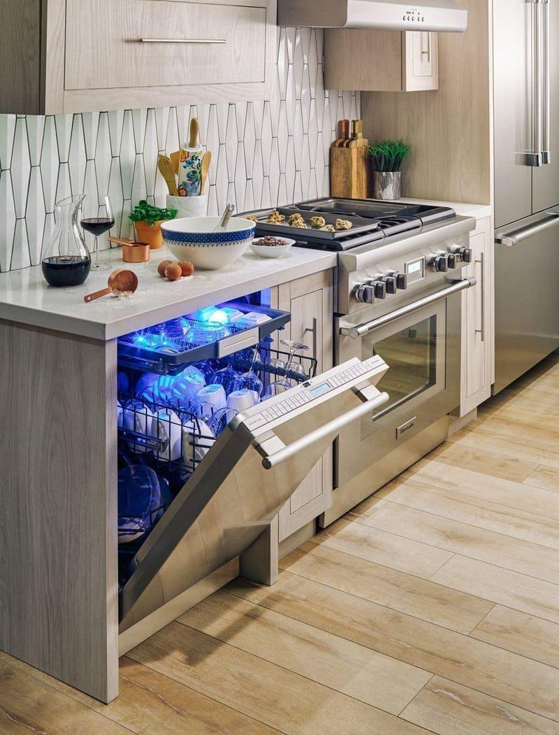 Thermador Dishwasher Repair