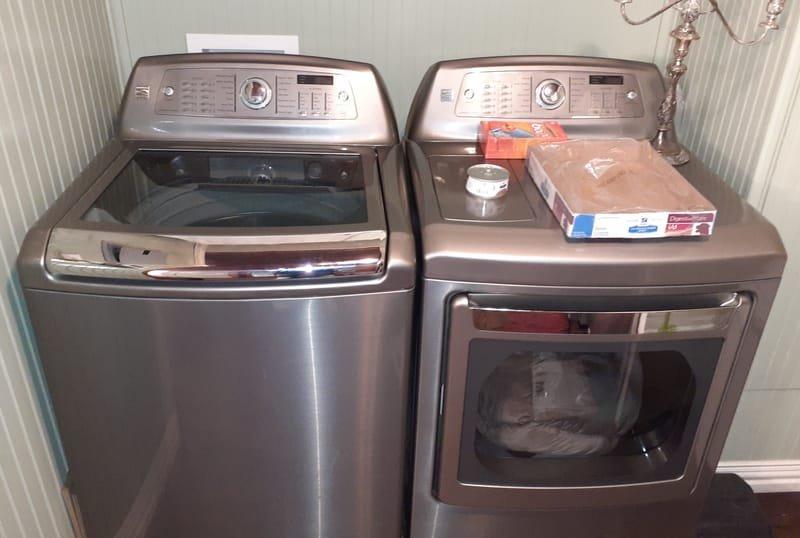 Kenmore Washer Dryer Repair