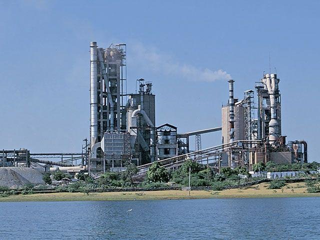Shree Cement Plant