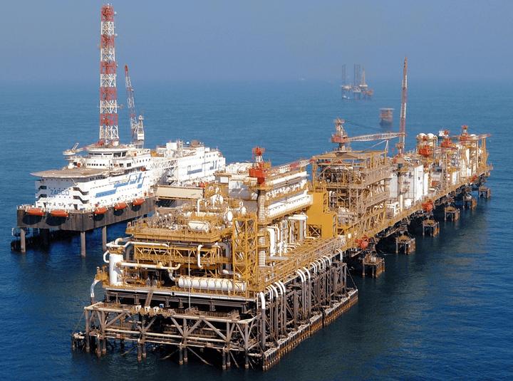 ZADCO Offshore Plant