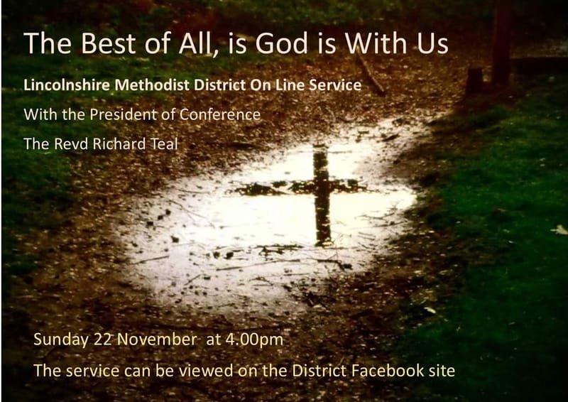 Lincolnshire Methodist On Line Service
