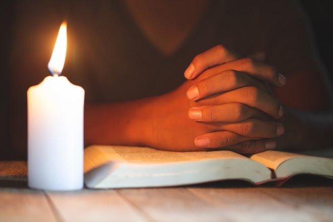 Spiritual sustenance when isolated