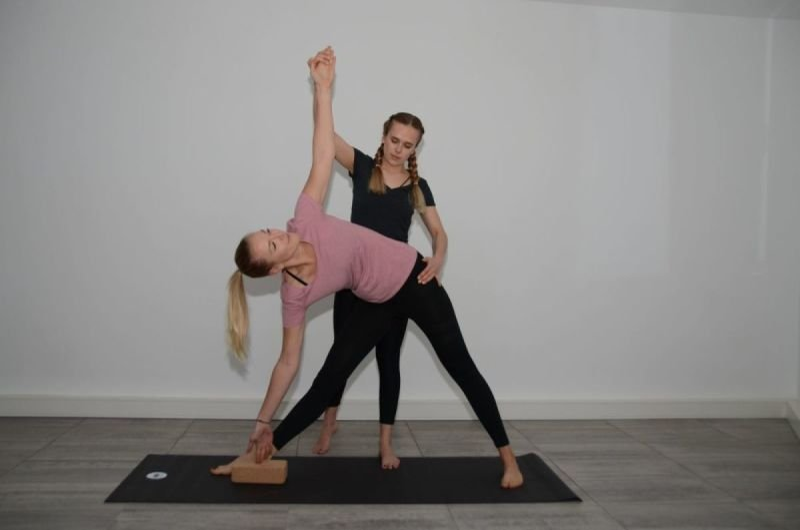 Yoga & Stundenplan