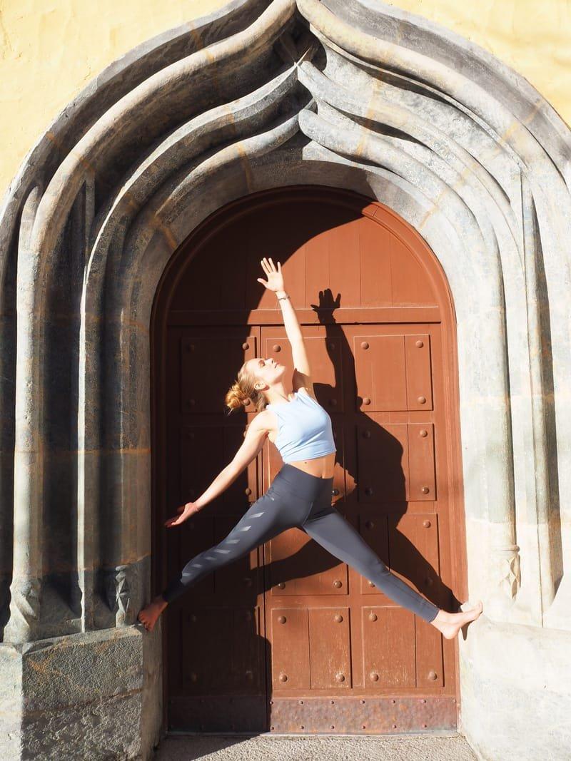 Mein persönlicher Weg zum Yoga