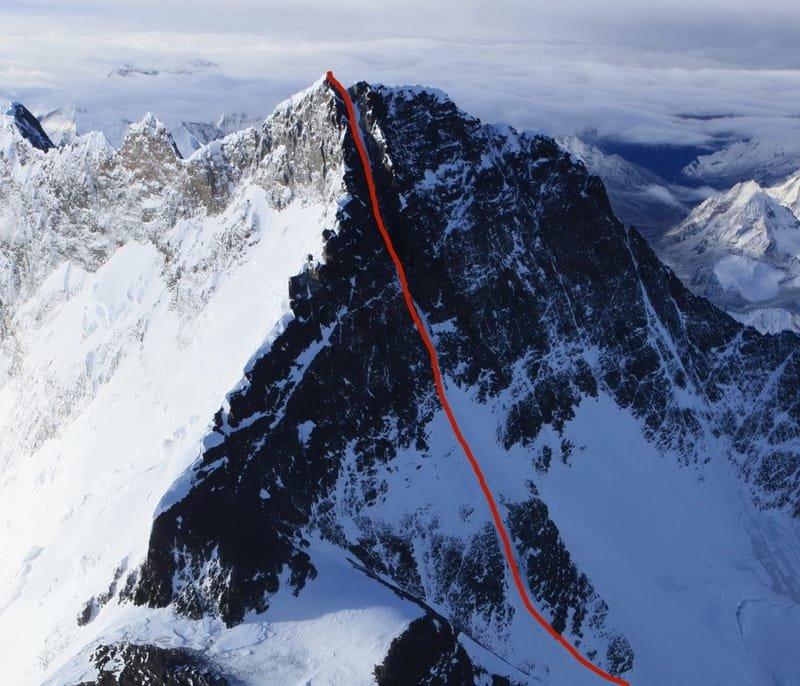 Восхождение на Лхоцзе 8516 - 2021, Непал, Гималаи, программа восхождения, расписание заездов и стоимость тура (цена)