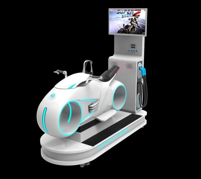 Motorbike Simulator - Fill the vibrant of real ecstasy