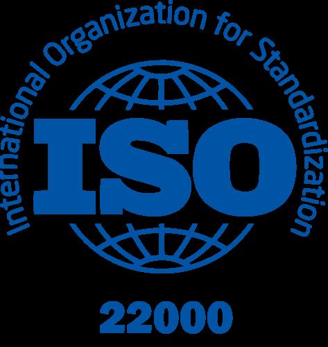 Новый завод и ISO 22000