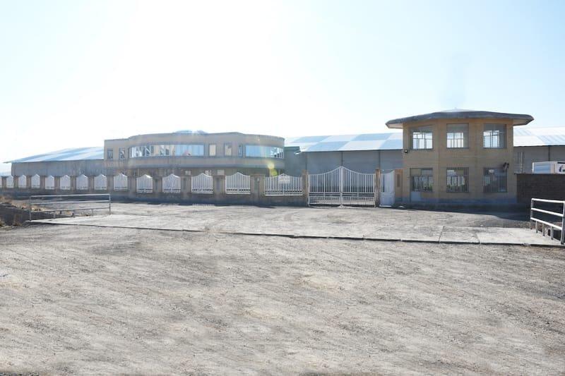 30000 квадратный метров производства