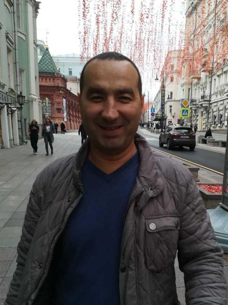Дилшод Салаев