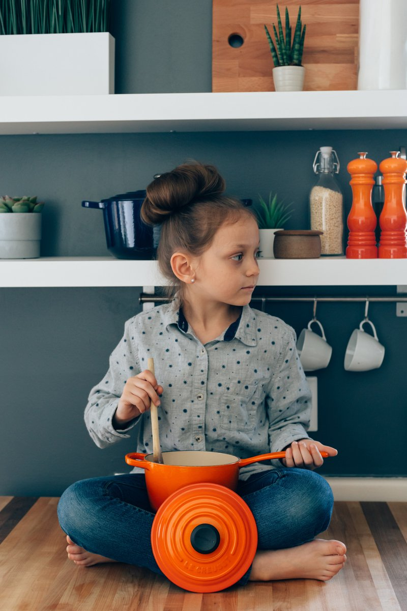 Kids Cooking Assistant