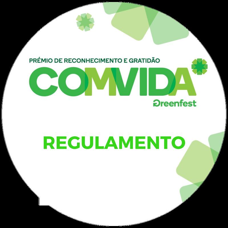 CONHEÇA O REGULAMENTO DO PRÉMIO COMVIDA