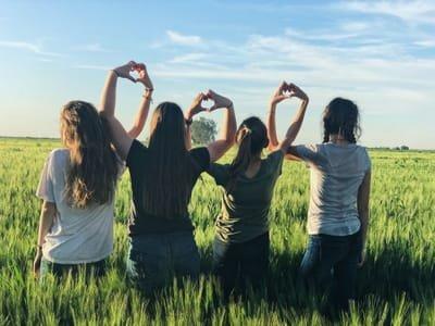 ארבע בנות (לפסח)