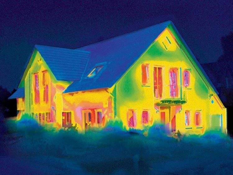 Wärmedämmungen Energetische Maßnahmen