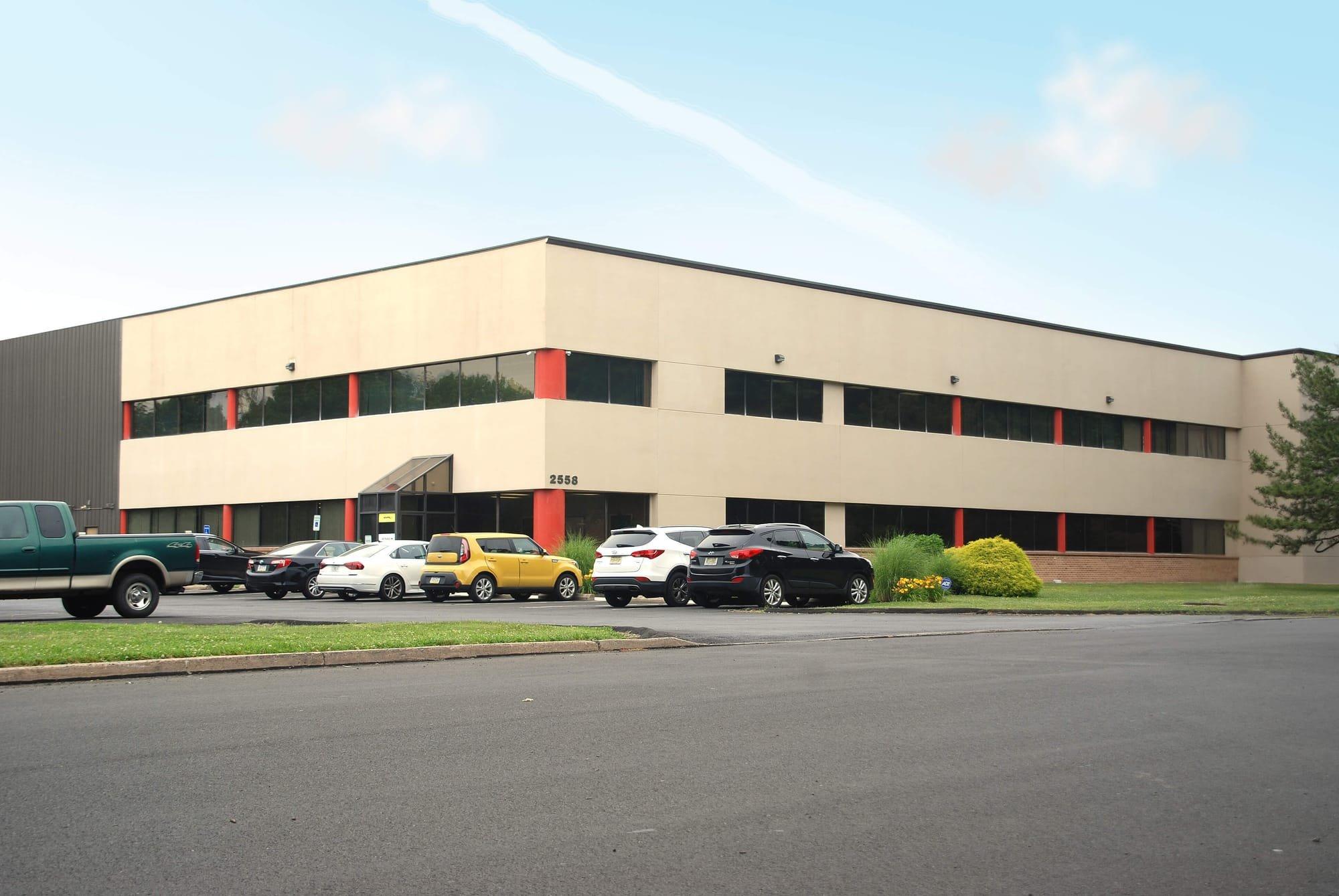 Export Online's Warehouse