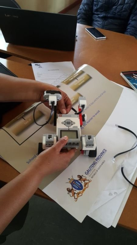 Integrating Coding & Robotics in the Curriculum