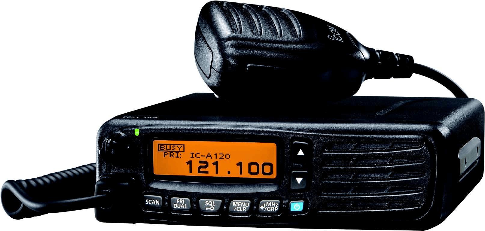 RADIO ICOM IC-A120